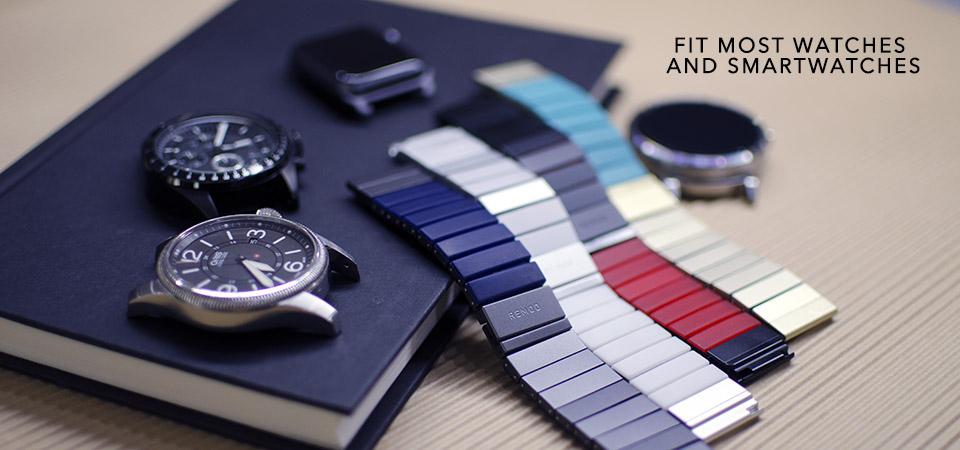 馬來西亞 Remod 扭扭轉色手錶帶26