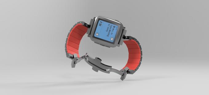 馬來西亞 Remod 扭扭轉色手錶帶30