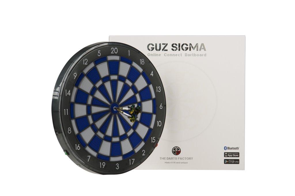 Guz 電子智能飛鏢靶-3