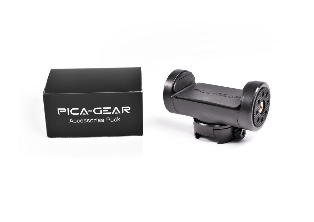Pica-Gear軍用級裝甲腳架60