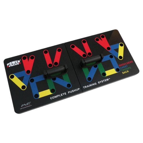 Power Press 核心肌肉健身板-1
