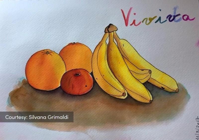 Viviva 隨身固態水彩盤04