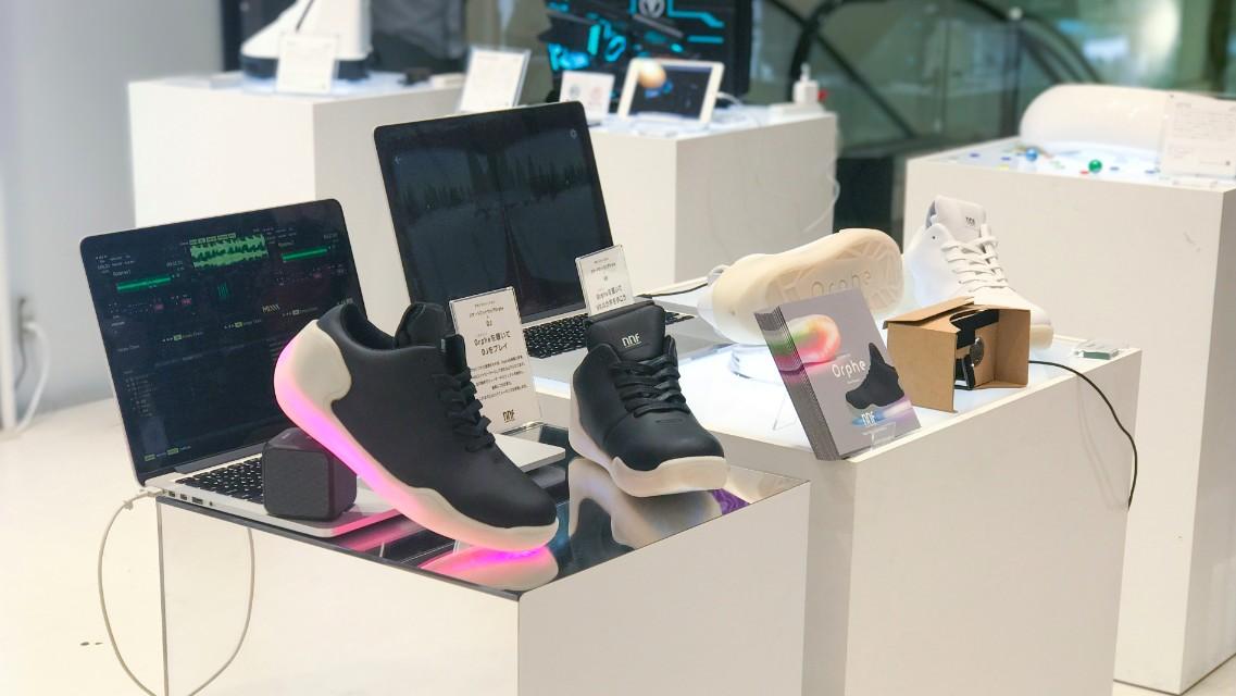 日本 Orphe 智能運動鞋55