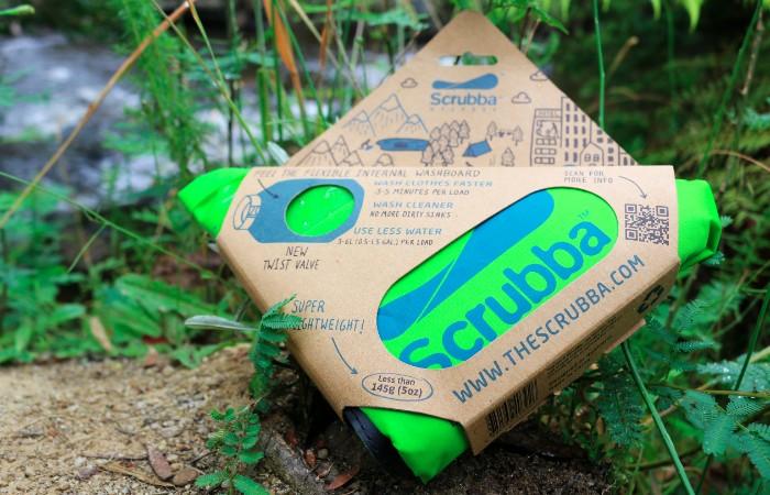 澳洲Scrubba便攜式洗衣袋29