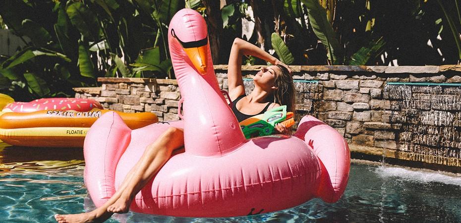 美國 Floatie Kings 呃Like必備神獸水泡25