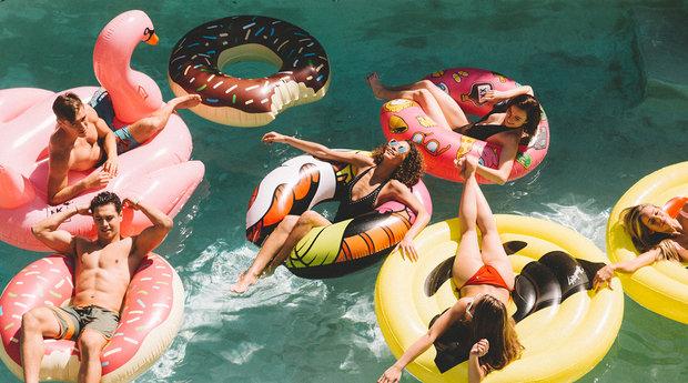 美國 Floatie Kings 呃Like必備神獸水泡33
