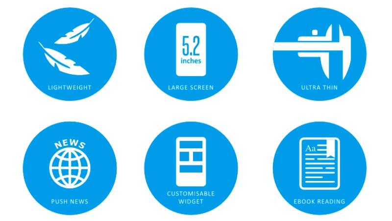 美國 Inkcase i7 Plus雙螢幕手機殼16