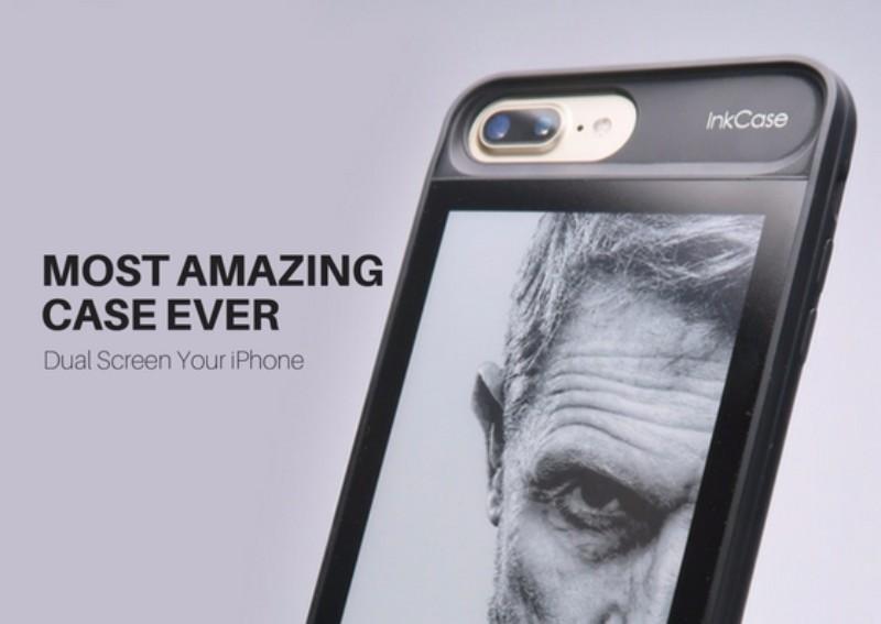 美國 Inkcase i7 Plus雙螢幕手機殼3