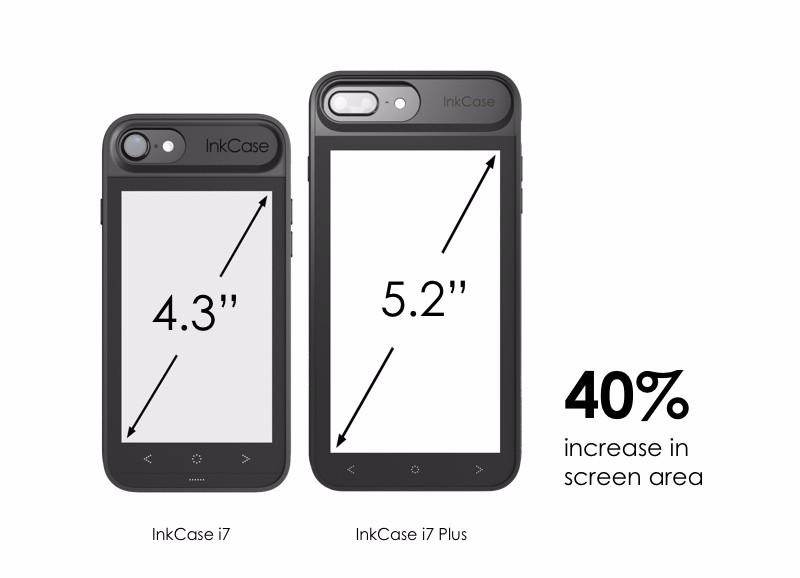美國 Inkcase i7 Plus雙螢幕手機殼4