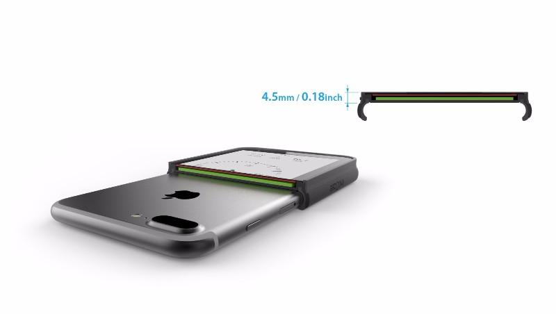 美國 Inkcase i7 Plus雙螢幕手機殼6