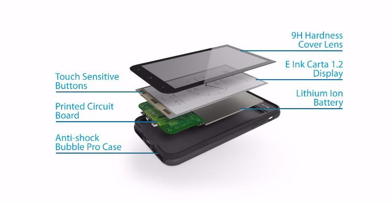 美國 Inkcase i7 Plus雙螢幕手機殼7