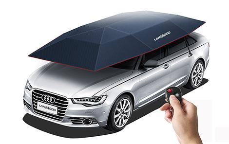 美國 Lanmodo 世界首款遙控汽車帳篷38