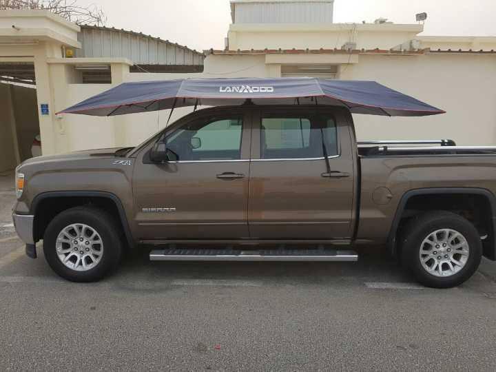 美國 Lanmodo 世界首款遙控汽車帳篷40