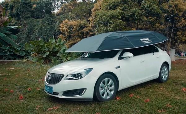 美國 Lanmodo 世界首款遙控汽車帳篷51