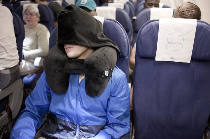 美國 Range Duo 旅遊必備頸枕 13
