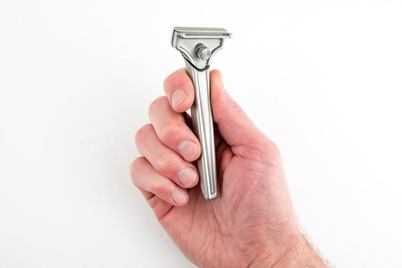 美國 Razor 2.0 極簡不鏽鋼刮鬍刀18
