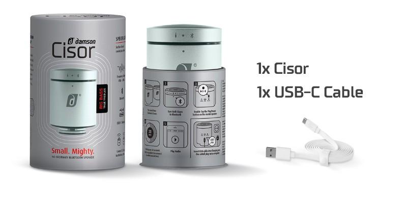 英國 Cisor 讓任何平面變成音箱25