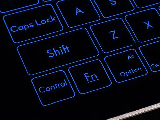 Bastron 破璃鍵盤連觸控板19