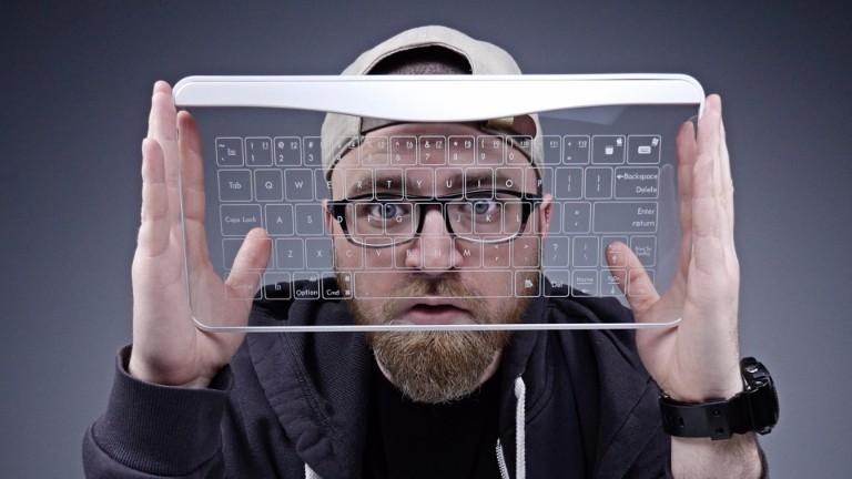 Bastron 破璃鍵盤連觸控板27