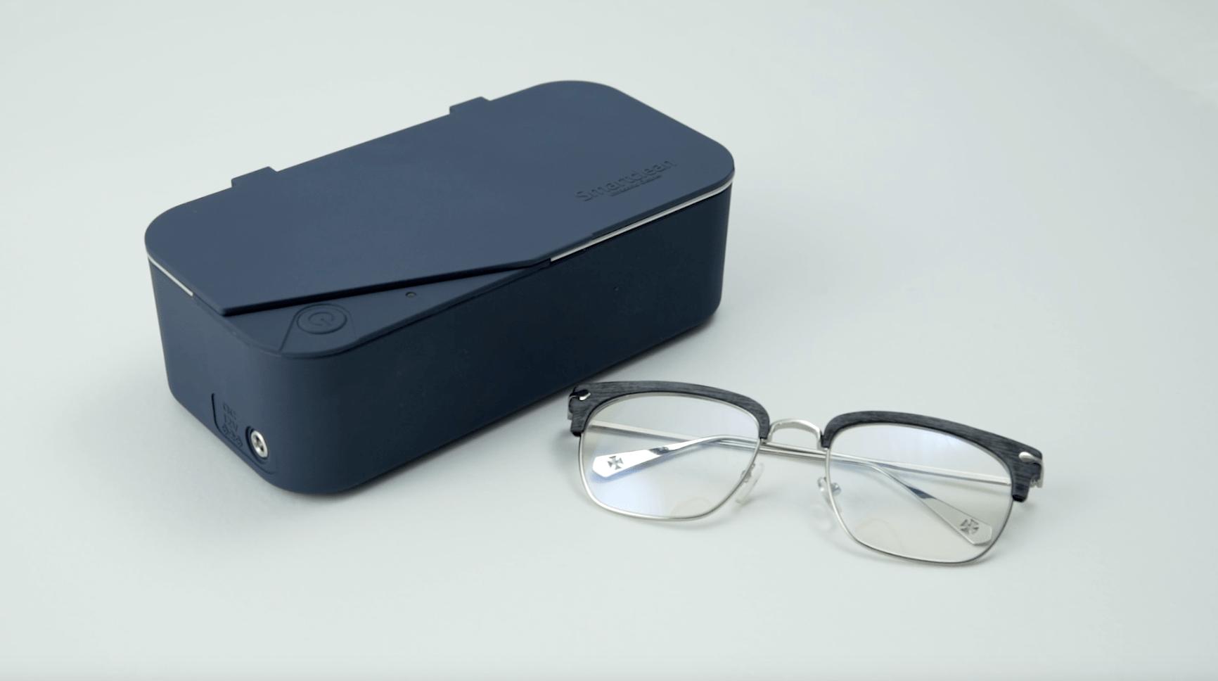 Smartclean超聲波眼鏡清洗機-10