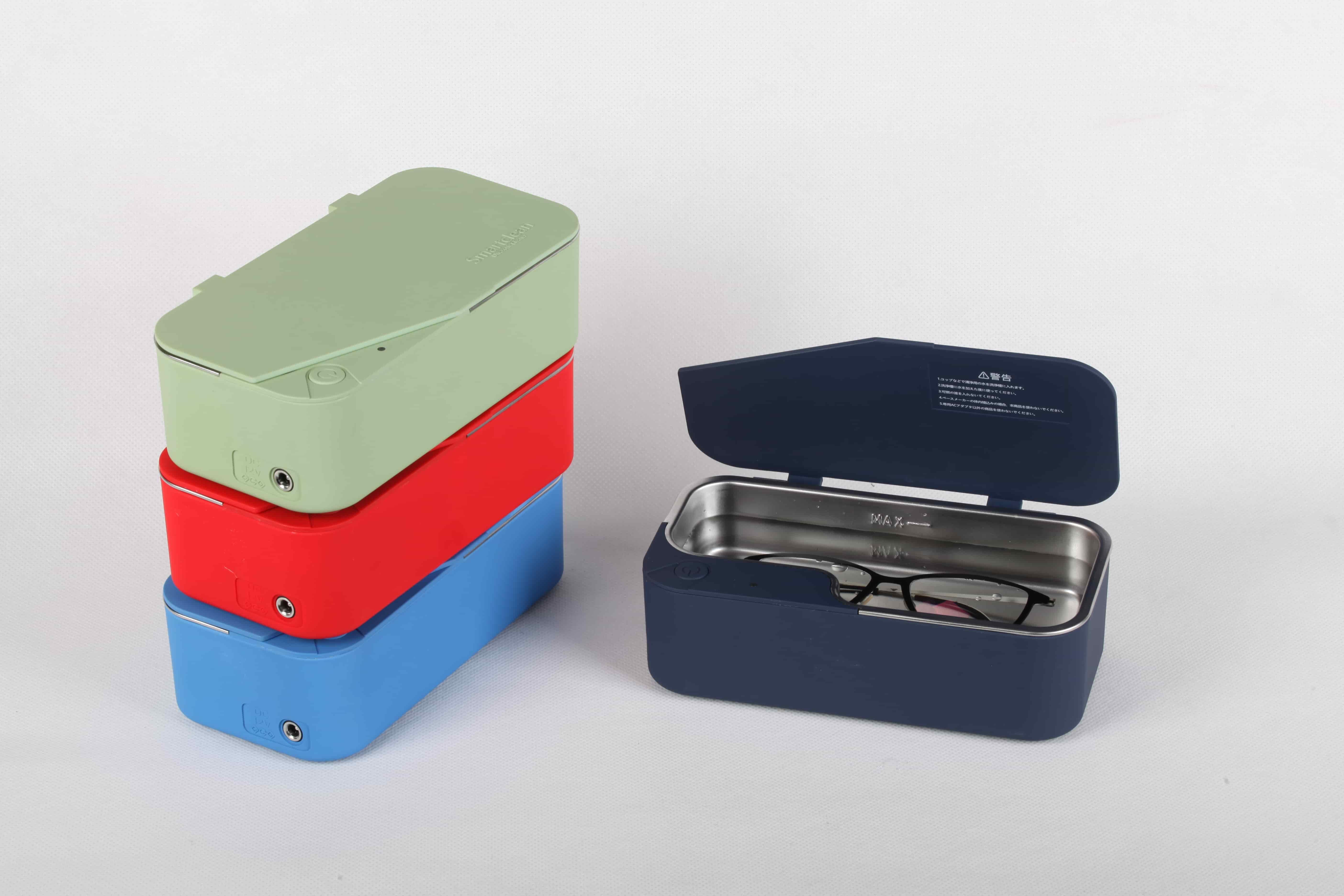 Smartclean超聲波眼鏡清洗機-9