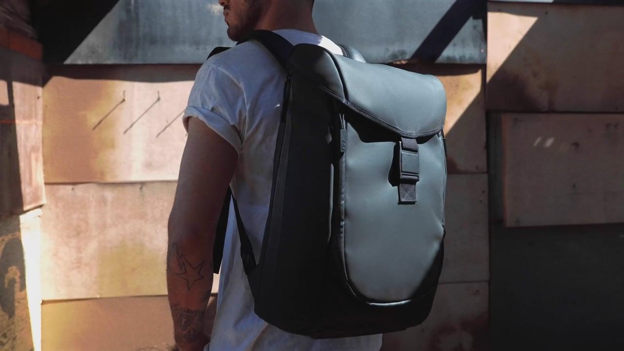 Zero-G Backpack 首款減重背包 2