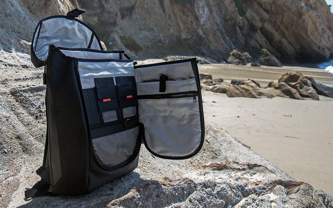 Zero-G Backpack 首款減重背包 3