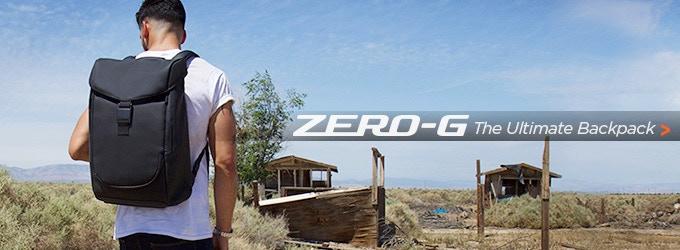 Zero-G Backpack 首款減重防水背包 - 1213