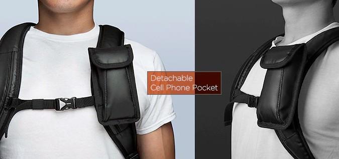 Zero-G Backpack 首款防水減重背包110