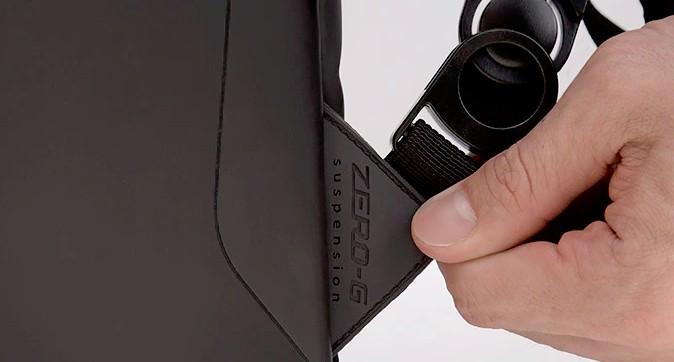 Zero-G Backpack 首款防水減重背包112