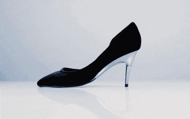 新加坡 Gena 可調整高度的高跟鞋6