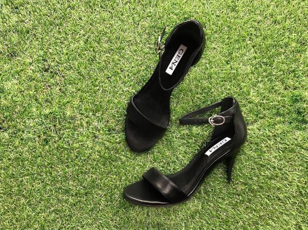 新加坡 Gena 可調整高度的高跟鞋9