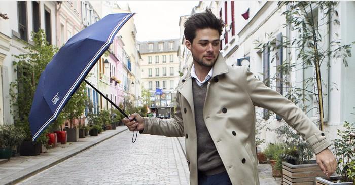 法國Beau Nuage自動晾乾摺傘9