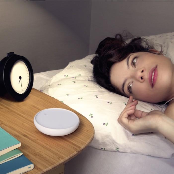 法國Dodow 8分鐘入睡睡眠燈