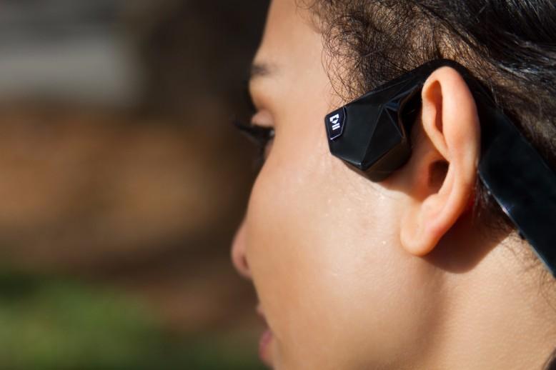 美國 ATH 骨傳導藍芽防水耳機6