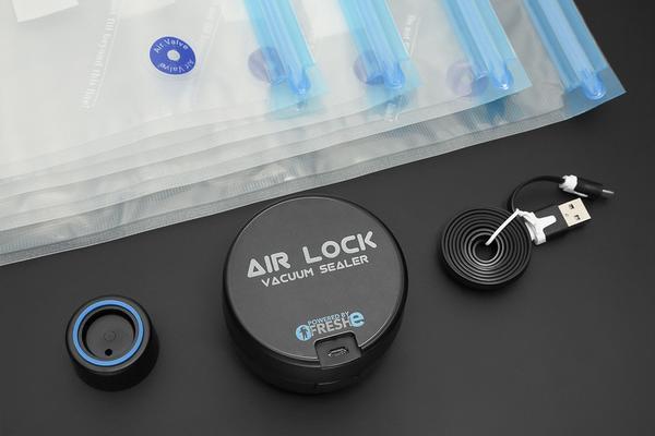 美國 AirLock 最迷你真空保鮮神器6