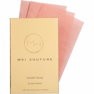 美國 Mai Couture 一秒補妝神紙5 Sunset