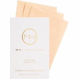 美國 Mai Couture 一秒補妝神紙8 Fair