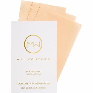 美國 Mai Couture 一秒補妝神紙9 Nude
