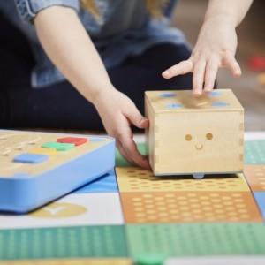 美國Cubetto學寫程式玩具機械人10