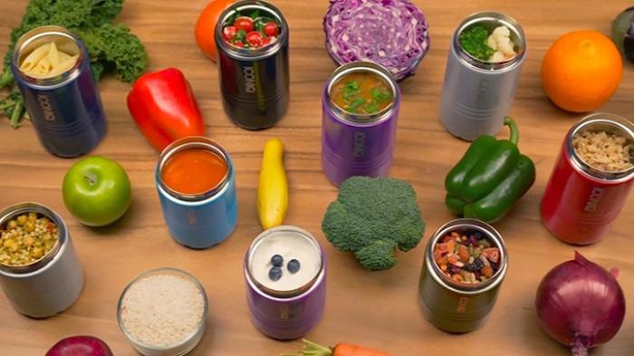 美國Iconiq Qore不鏽鋼食物壺11