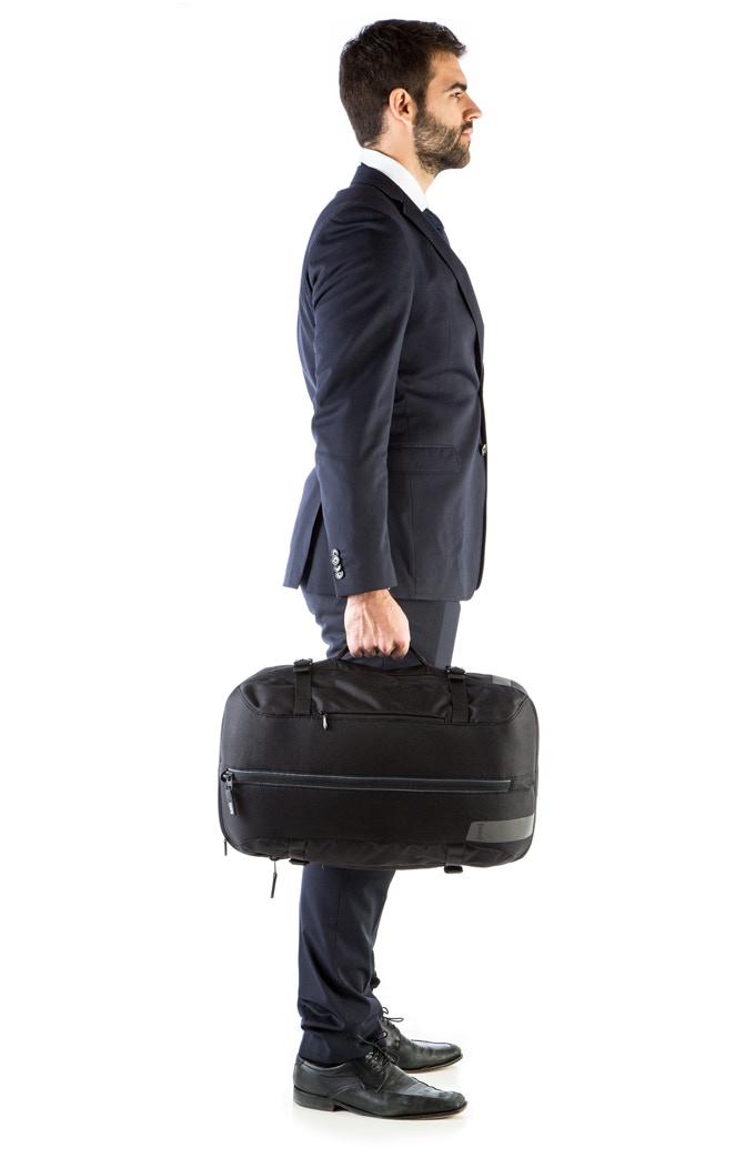 瑞士Biz多用途背包24