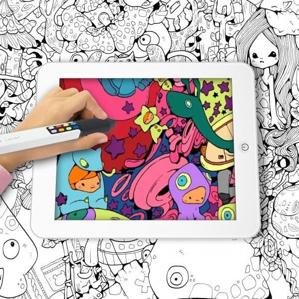 Coco Color 智能繪圖觸控筆12