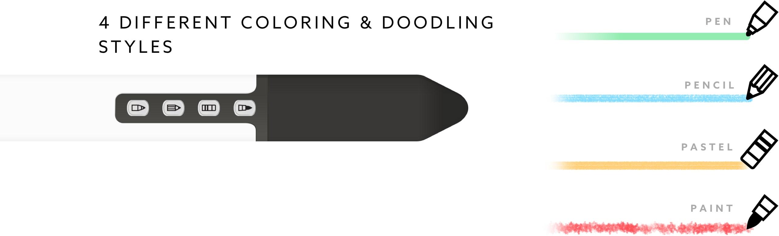 Coco Color 智能繪圖觸控筆21