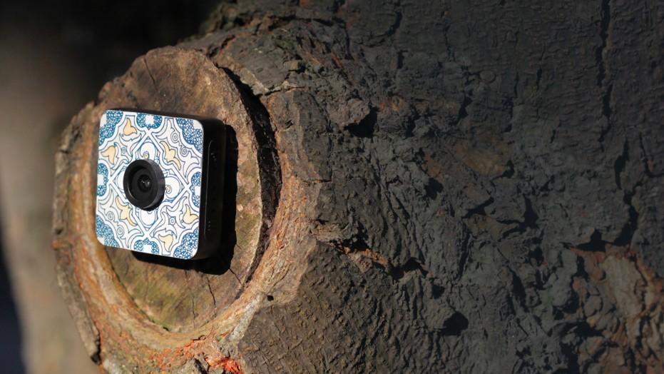 Foxshot 取代GoPro 極小型防水相機3