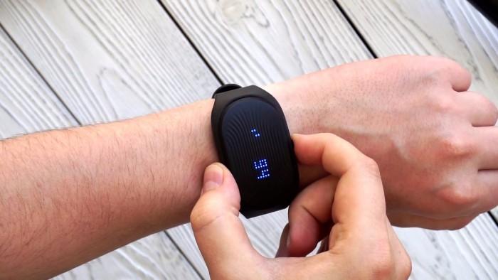 GoBe 2飲食追蹤健康手環1