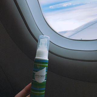 Hyginova 除臭防過敏消毒噴霧17