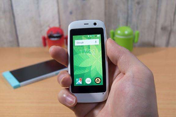 Jelly Pro 全球首款 極細4G智能手機16