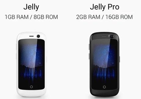 Jelly Pro 全球首款 極細4G智能手機26