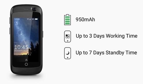 Jelly Pro 全球首款 極細4G智能手機27